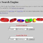 La storia di internet attraverso siti famosi / 1. parte