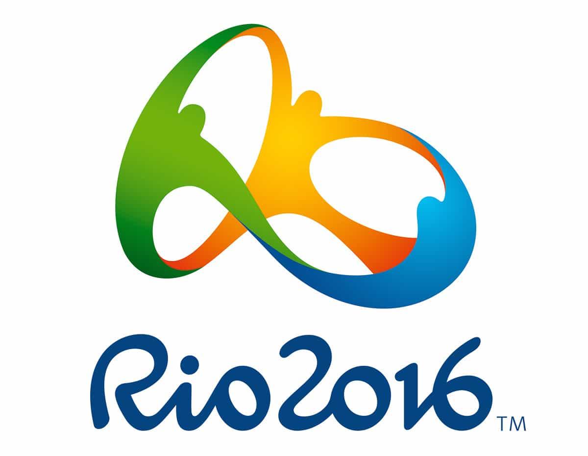 logo olimpiadi rio 2016