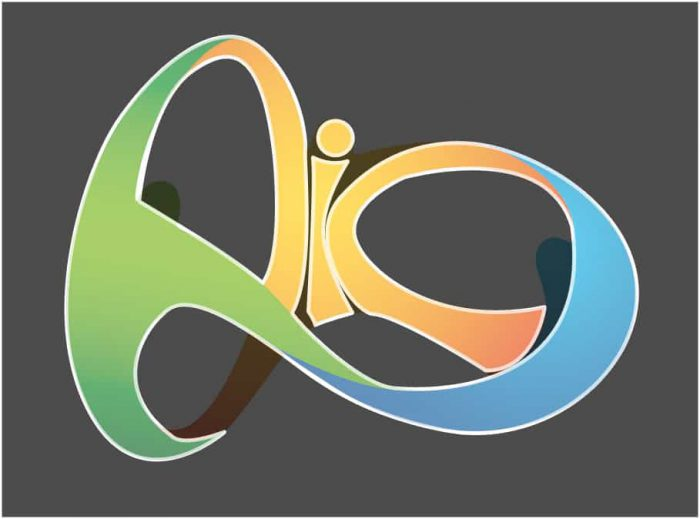 Rio nel logo