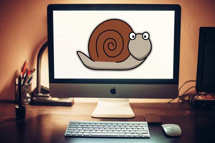 iMac lento