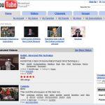 YouTube 2006